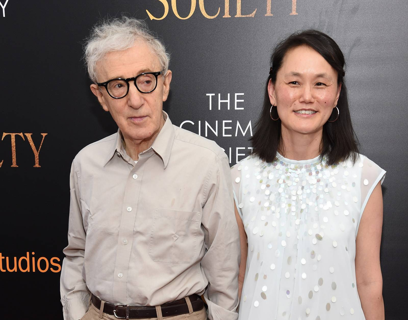 Soon-Yi y el cineasta neoyorkino