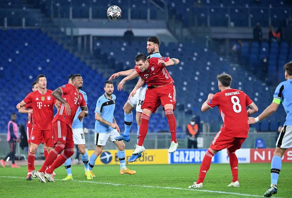 Con Felipe Caicedo de espectador, Lazio sufre dolorosa goleada ante Bayern  Munich, que quiere seguir reinando en Champions | Ecuatorianos en el  Exterior | Deportes | El Universo