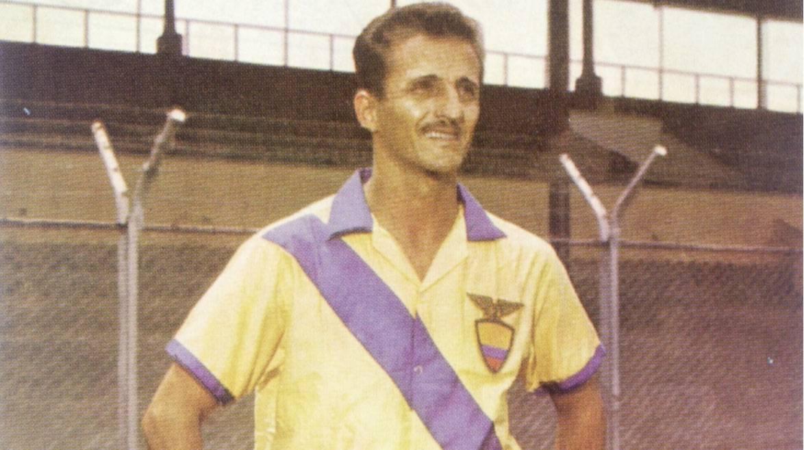 Raffo, crack e hincha que se enamoró de Ecuador   Fútbol   Deportes   El  Universo